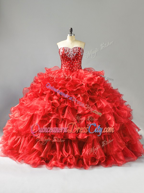 enormous puffy quinceanera dress,big and puffy quinceanera dress,best red quinceanera dress,red big quinceanera dress,red quinceanera gowns,red ruffled quinceanera dress,sleeveless ruffled quinceanera dress,ruffles quinceanera dress,sequin quinceanera dress,sweetheart neckline sequined bodice sweet 16 dress,